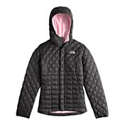 The North Face Girls' Lexi ThermoBall Hooded Insulated Jacket