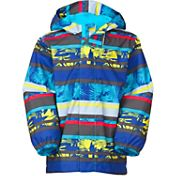 The North Face Toddler Boys' Printed Tailout Rain Jacket