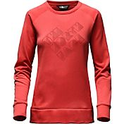 The North Face Women's Amazie Mays Crew Long Sleeve ...