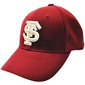 Top of the World Men's Florida State Seminoles Garnet Premium Collection Hat