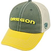 Top of the World Men's Oregon Ducks Green/White/Yellow Off Road Adjustable Hat