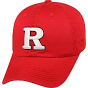Top of the World Men's Rutgers Scarlet Knights Scarlet Crew Adjustable Hat