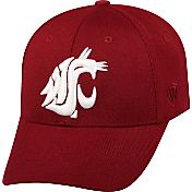 Top of the World Men's Washington State Cougars Crimson Premium Collection M-Fit Hat