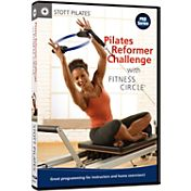 STOTT PILATES Pilates Reformer with Fit Circle DVD