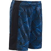 Under Armour Little Boys' Midtown Grid Stunt Shorts