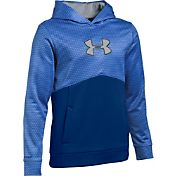 Under Armour Boys' Storm Armour Fleece Logo Hoodie