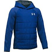 Under Armour Boys' Storm Insulated Pullover Swacket ...