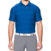 Under Armour Men's Playoff Tonal Stripe Golf Polo
