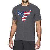 Under Armour Men's Project Rock the Troops T-Shirt