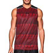 Under Armour Men's Select Basketball Sleeveless Shirt