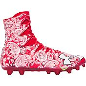 Under Armour Men's Highlight MC Boston College Red Bandana Football Cleats