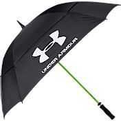 "Under Armour 62"" Double Canopy Golf Umbrella"