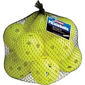 Tourna Indoor Pickleballs - 12 Pack