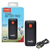 Weego Tour 5200 Rechargeable Battery Pack