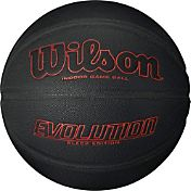 "Wilson Evolution Black Edition Official Basketball (29.5"")"