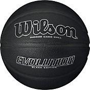 Wilson Evolution Black Edition Official Basketball ...