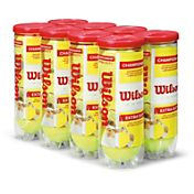 Wilson Championship Tennis Balls - 8 Can Pack