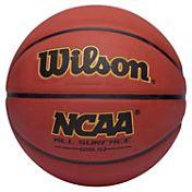 "Wilson NCAA All-Surface Rubber Basketball (28.5"")"