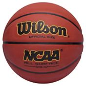 "Wilson NCAA All-Surface Rubber Official Basketball (29.5"")"