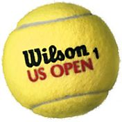Wilson US Open High Altitude Tennis Balls - 4 Can Pack