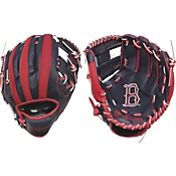 "Wilson 10"" A200 Boston Red Sox T-Ball Glove"