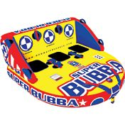 WOW Super Bubba 3 Person Towable Tube