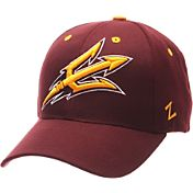 Zephyr Men's Arizona State Sun Devils Maroon Competitor Adjustable Hat