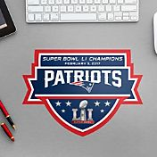 Fathead Super Bowl LI Champions New England Patriots Teammate Logo Decal