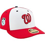 New Era Men's Washington Nationals 59Fifty 2017 Spring Training Low Crown Authentic Hat
