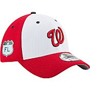 New Era Men's Washington Nationals 39Thirty 2017 Spring Training Flex Hat