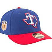 New Era Men's Texas Rangers 59Fifty 2017 Spring Training Low Crown Authentic Hat
