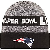 New Era Men's Super Bowl LI Bound New England Patriots Participation Knit