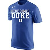 Nike Men's Duke Blue Devils Duke Blue Mantra Basketball T-Shirt