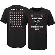 Nike Youth NFC Champions Atlanta Falcons Roster T-Shirt