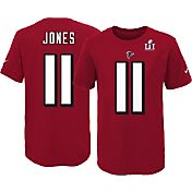 Nike Youth Super Bowl LI Bound Atlanta Falcons Julio Jones #11 Player T-Shirt