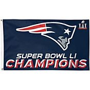 WinCraft Super Bowl LI Champions New England Patriots Flag