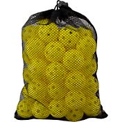 Maxfli Yellow Wiffle Balls & Mesh Bag – 48-Pack
