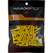 Maxfli 1.25'' Golf Tees – 50-Pack