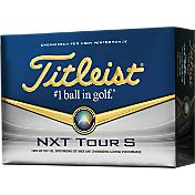 Titleist NXT Tour S Golf Balls – Prior Generation